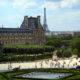 Renovation aile de Flore du Musee du Louvre