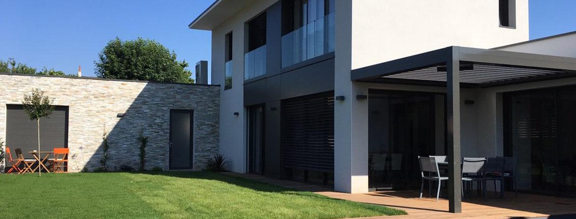 projets construction maisons immeubles appartements. Black Bedroom Furniture Sets. Home Design Ideas