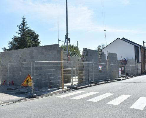 Construction Maison Neuve Redon - Maçonnerie